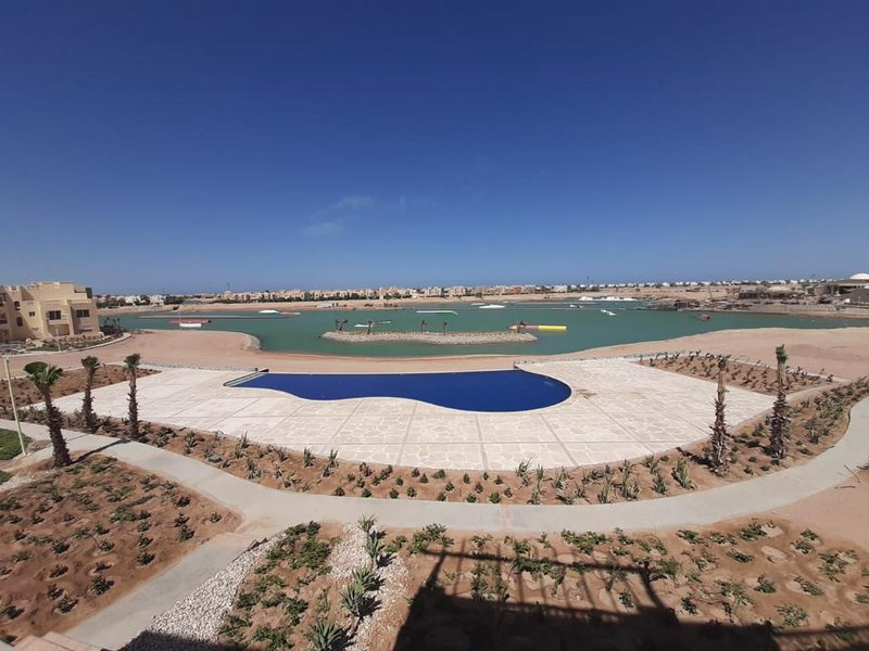 Luxury Three Bedroom Apt. With Amazing View, Ferienwohnung in El Gouna