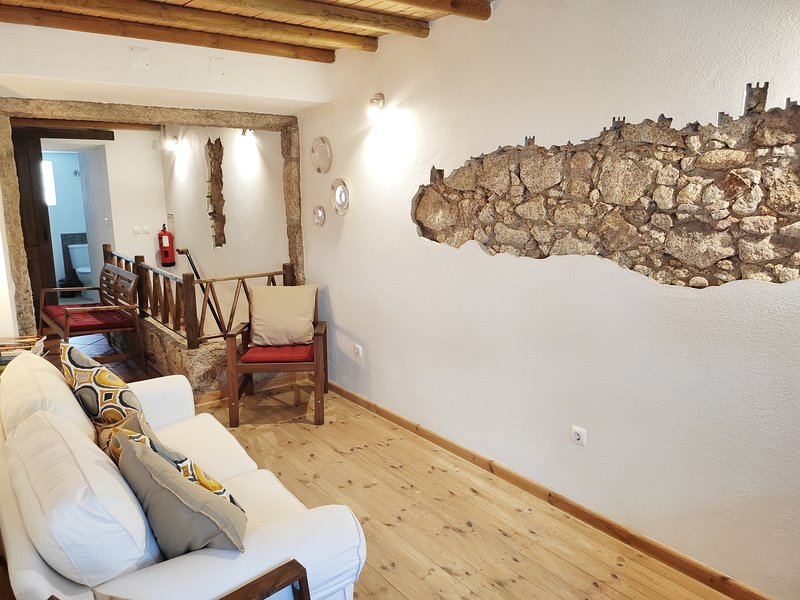 Casas do Miramonte Marvão, holiday rental in Castelo de Vide