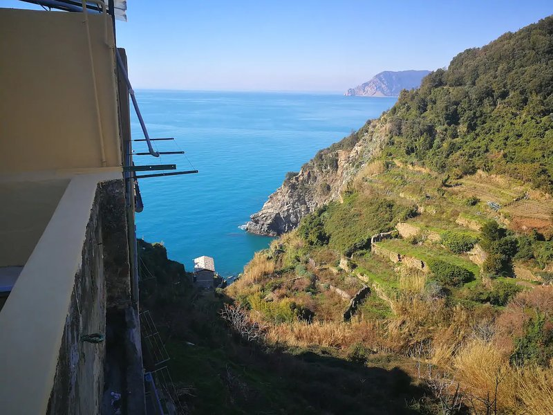 Nice apartment in Corniglia & Wifi, holiday rental in Corniglia