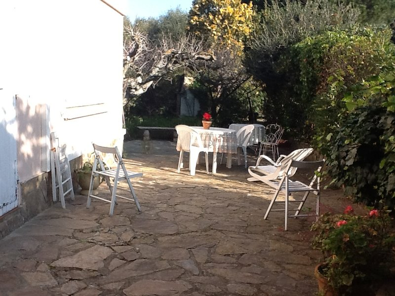 Beautiful apartment with terrace, holiday rental in Giens
