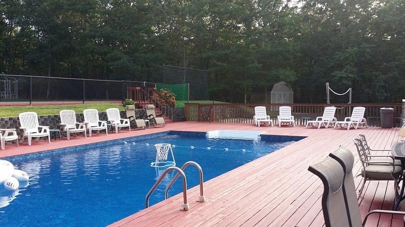 Hamptons Holidays, location de vacances à Noyack