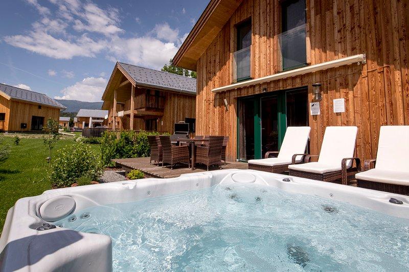 Luxury Chalet Kreischberg 11a, holiday rental in Sankt Georgen ob Murau