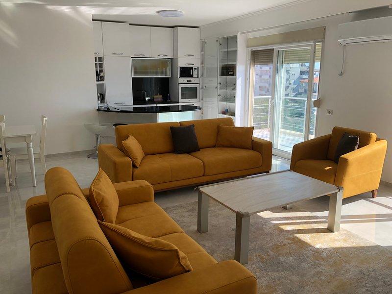 Alba Apartment Luxury, location de vacances à Comté de Durres