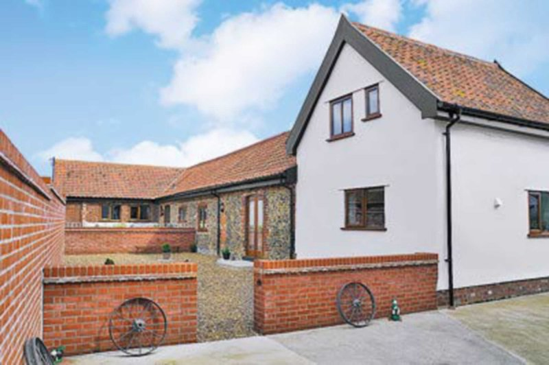 Pear Tree Cottage, holiday rental in Gissing