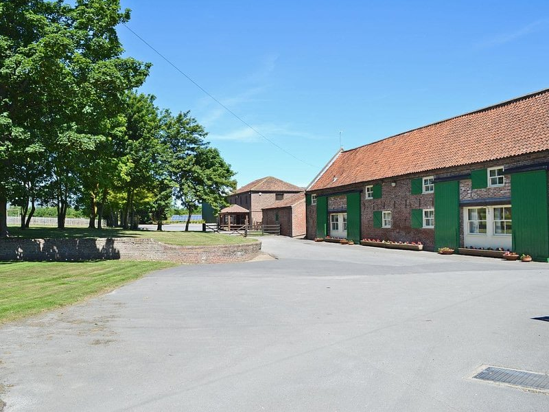 Belgian Cottage, holiday rental in Sewerby