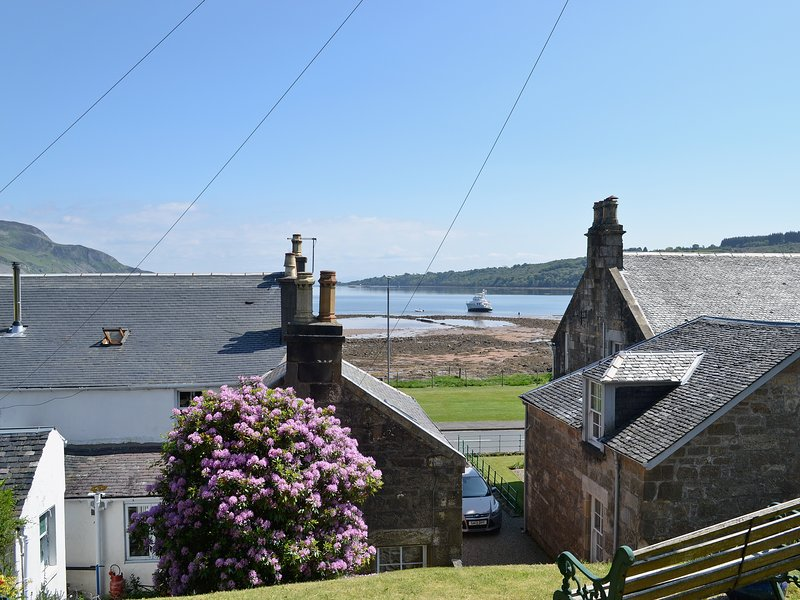 Ivybank Cottage, holiday rental in Isle of Arran