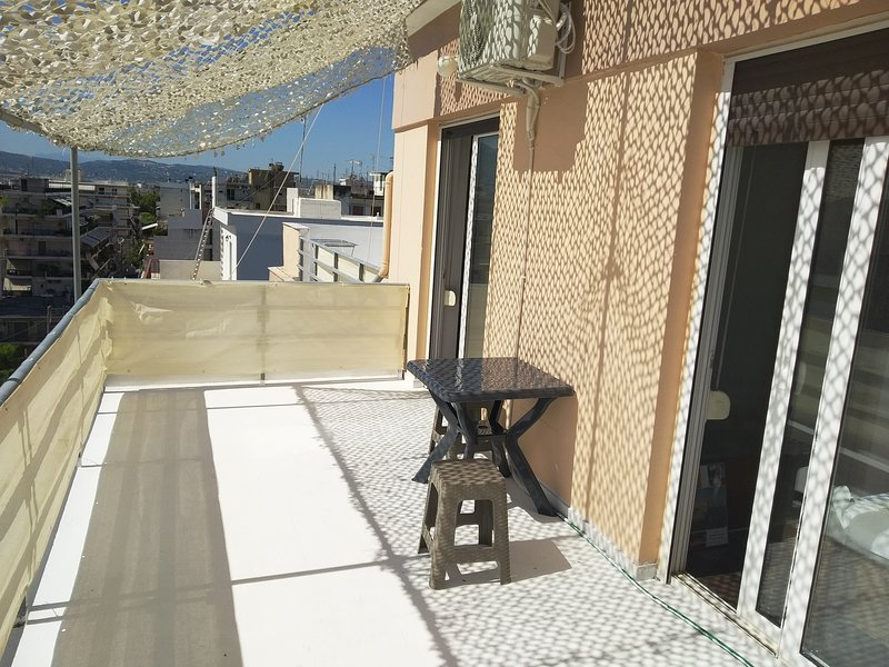 Patras Rooftop Studio, holiday rental in Rio
