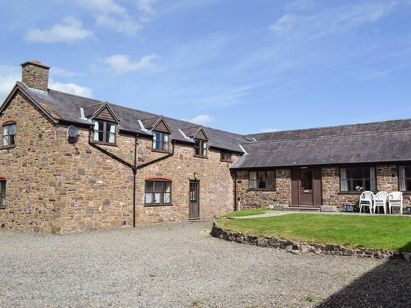 Halford Big Barn, holiday rental in Little Brampton