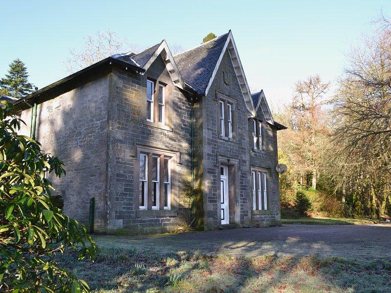 Auchinellan House, holiday rental in Ardfern