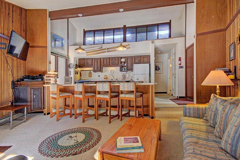 Offene Küche Wohnbereich