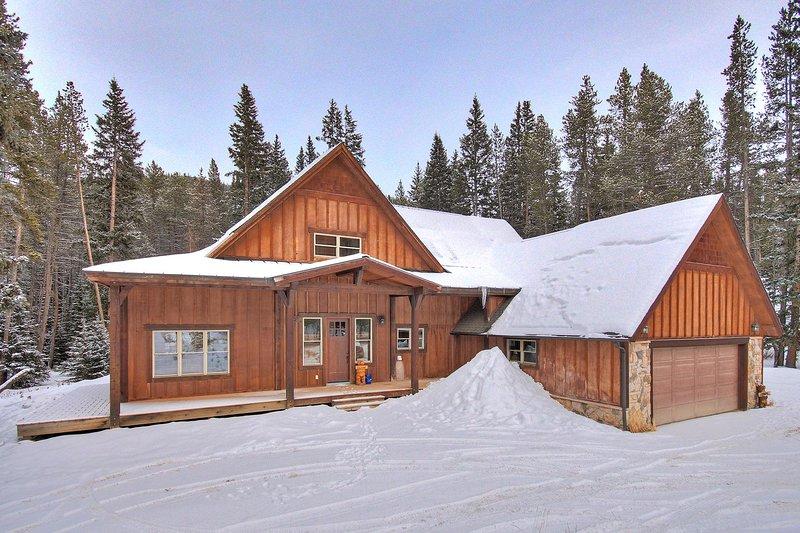 Bella casa privata a soli 10 minuti da Main Street, Breckenridge