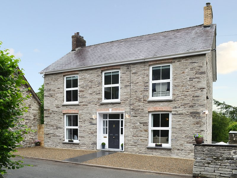 Maes yr Onnen, vacation rental in Clydey