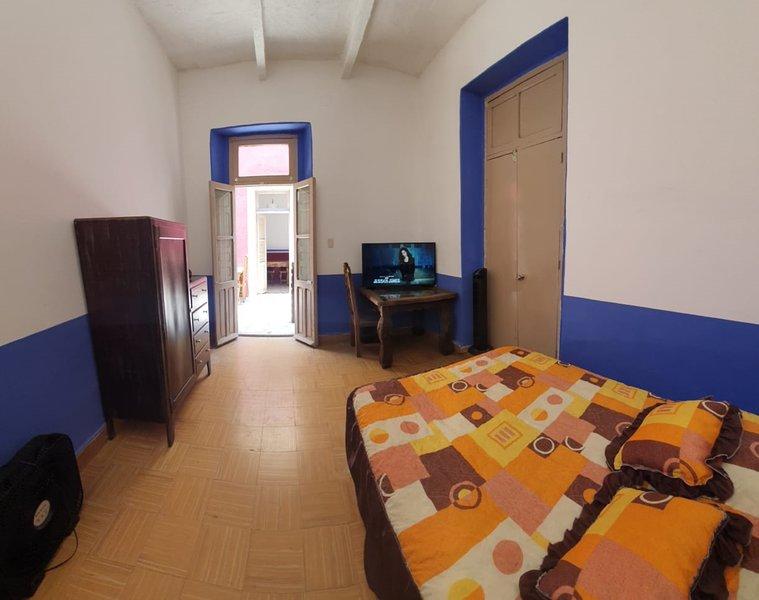 Casa Tatewari Alojamiento, location de vacances à San Luis Potosi