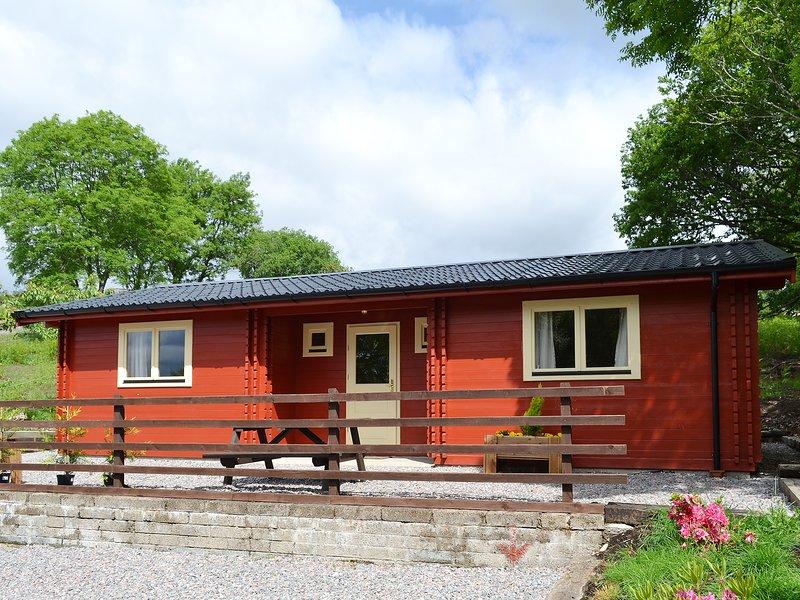 Cruachan Log Cabin, holiday rental in Corpach