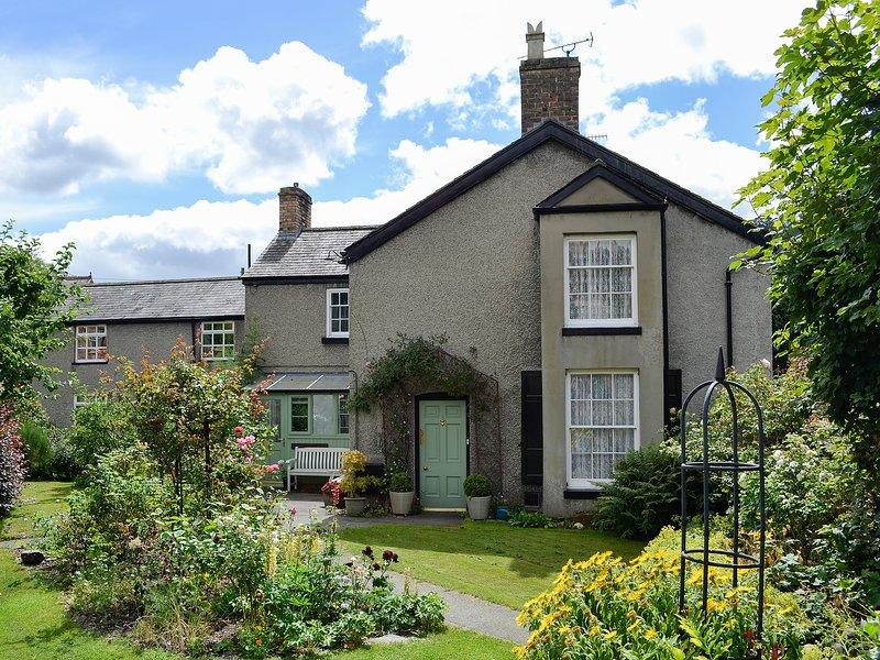 Green Villa, holiday rental in Glyn Ceiriog