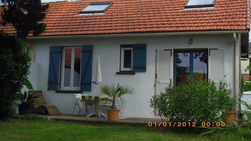 Maison de vacances à Tharon Plage, alquiler vacacional en La Plaine-sur-Mer
