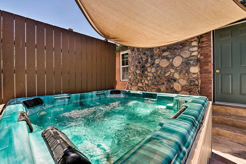 Questa casa vacanze di Sandy è ideale per grandi gruppi e famiglie.