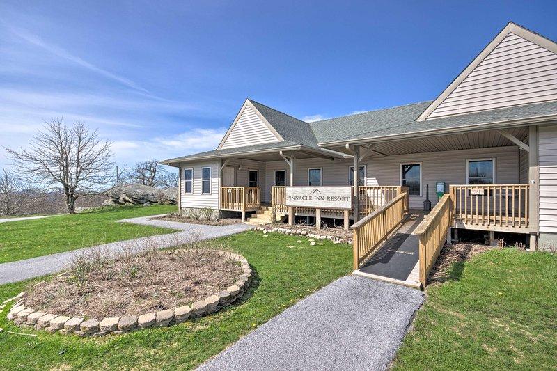 Benvenuti al Pinnacle Inn Resort!