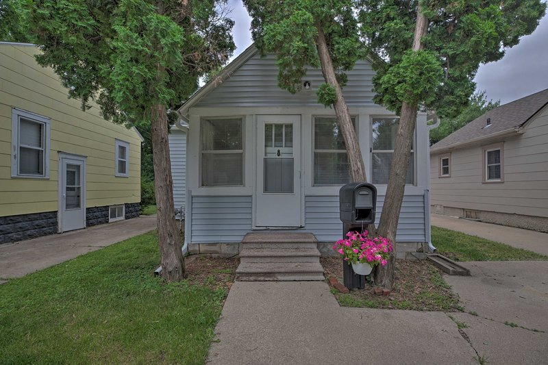 Book your next Sioux Falls stay at this cozy vacation rental home!