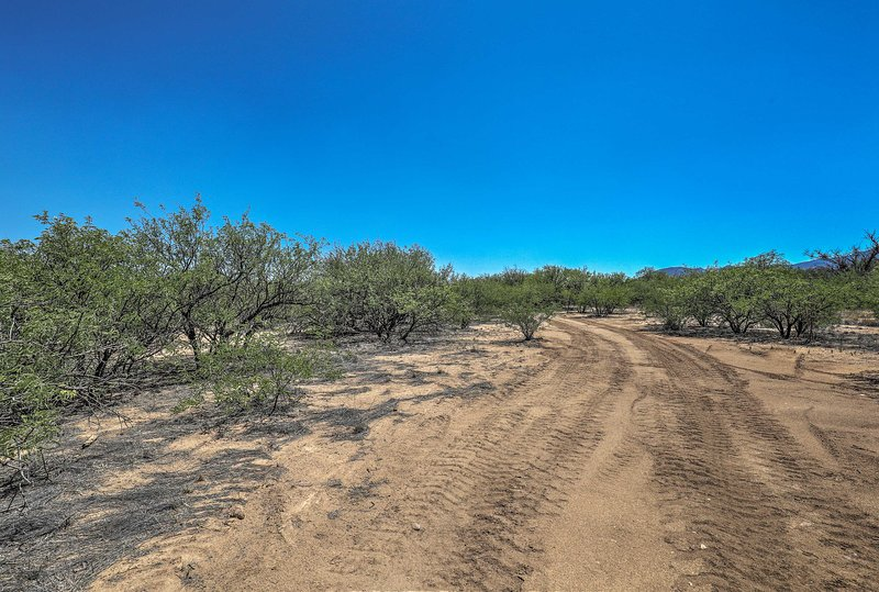 Explore the Southern Arizona Area, just steps outside your door.