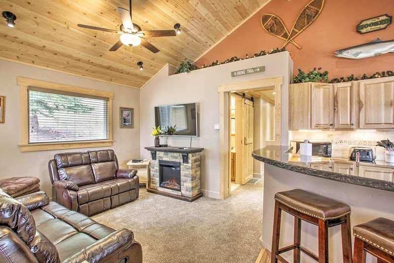 Kellogg Home w/Game Room - Near Coeur d'Alene, holiday rental in Calder