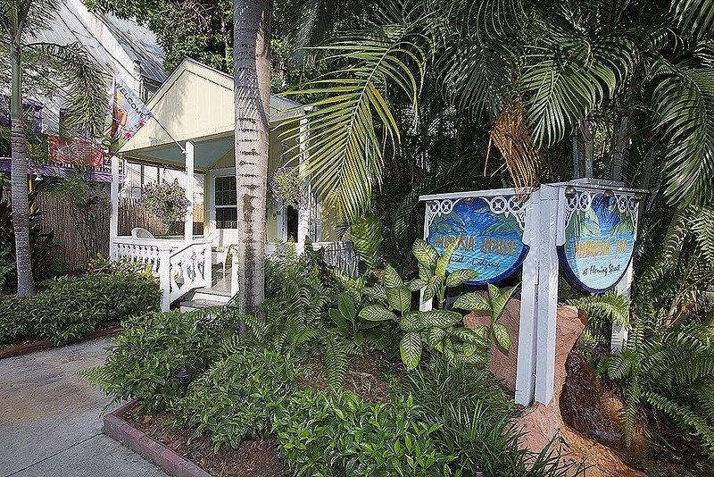 Enjoy a peaceful stay in Key West.