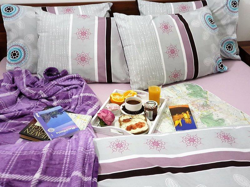 ELARA - SKY Apartments, holiday rental in Star Dojran