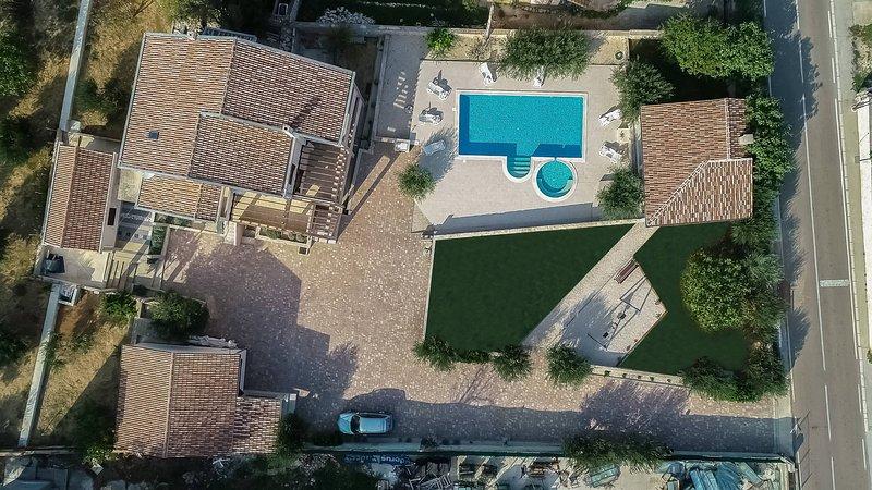 Villa Golden Castle avec 5 chambres et piscine privée