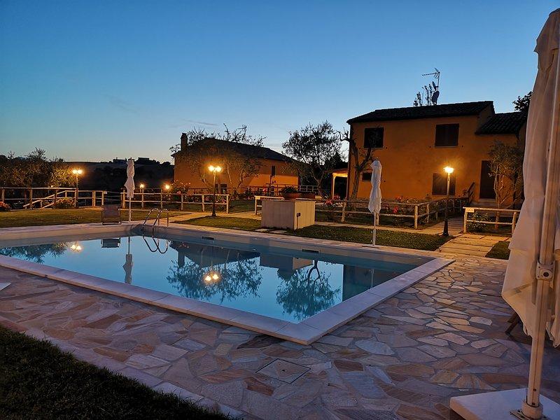 Montenovo Country House MODERNO, location de vacances à Province of Ancona
