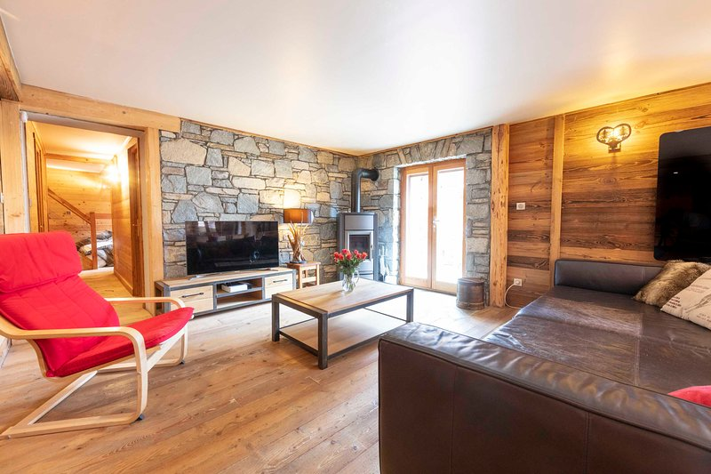 Apartment Chante Le Vent, holiday rental in Montgenevre