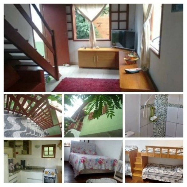 Hospedagem Dona Dita - Casa 2, location de vacances à Trindade