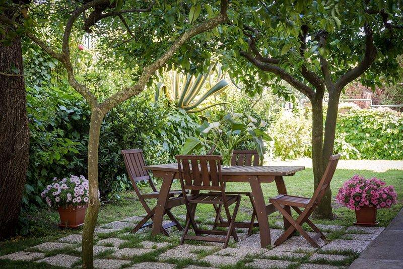 Beautiful apt in Agropoli & Wifi, holiday rental in Santa Venere