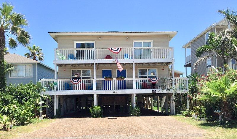 Gardenia Beach House-Gulf side, location de vacances à Île de South Padre