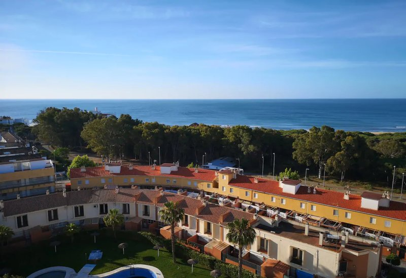 Amazing apartment near the beach, location de vacances à Isla Cristina