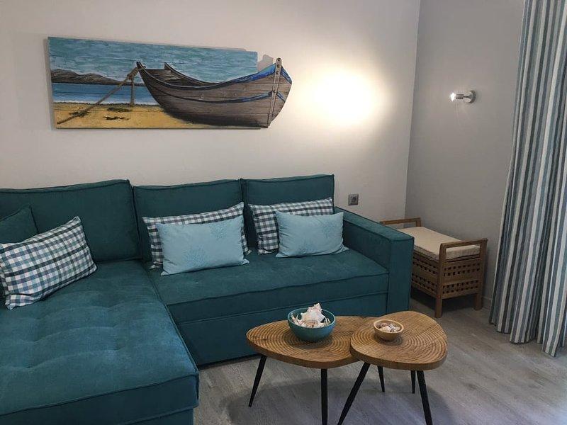 BEACH LITOCHORO APARTMENT (628410), holiday rental in Olympiada