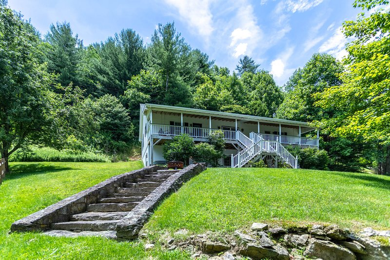 Riverdream, holiday rental in Sugar Grove