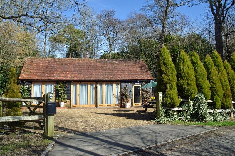 Priors Barn, vacation rental in East Grinstead