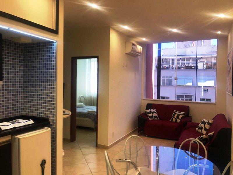 XAVIER 40, 3 camere,3 bagni nel cuore di COPACABANA, alquiler de vacaciones en Río de Janeiro