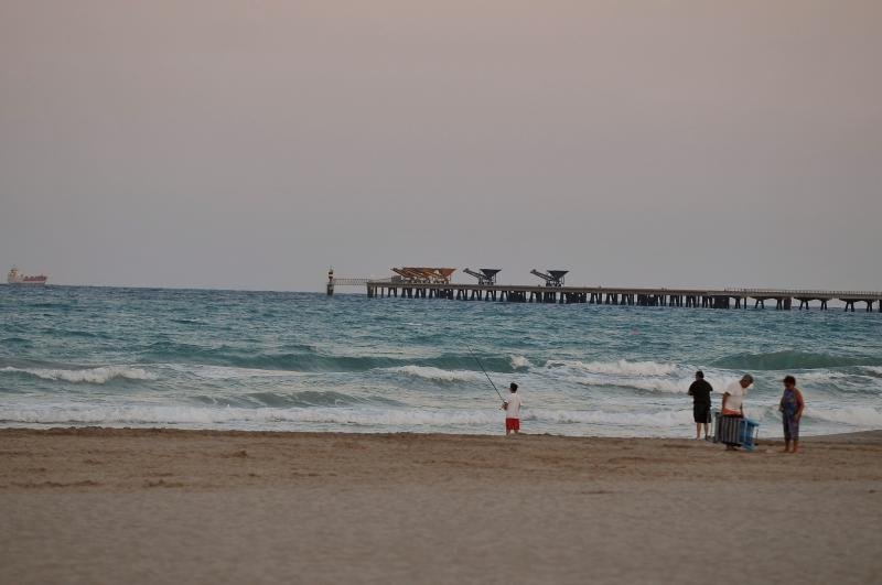 playa Puerto de Sagunto