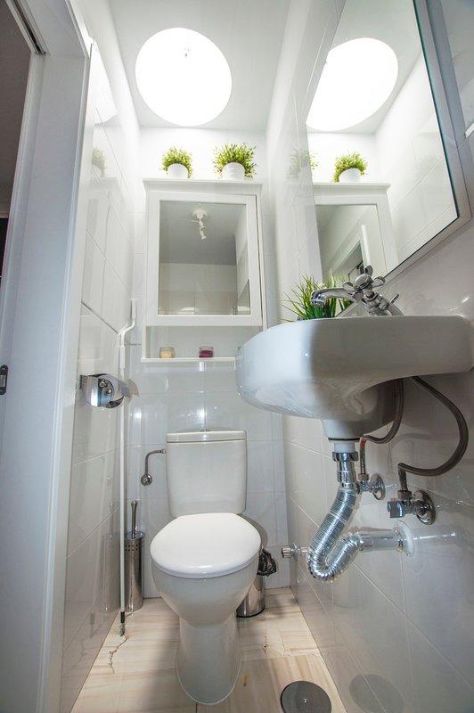 Ocean Bathroom ensuite