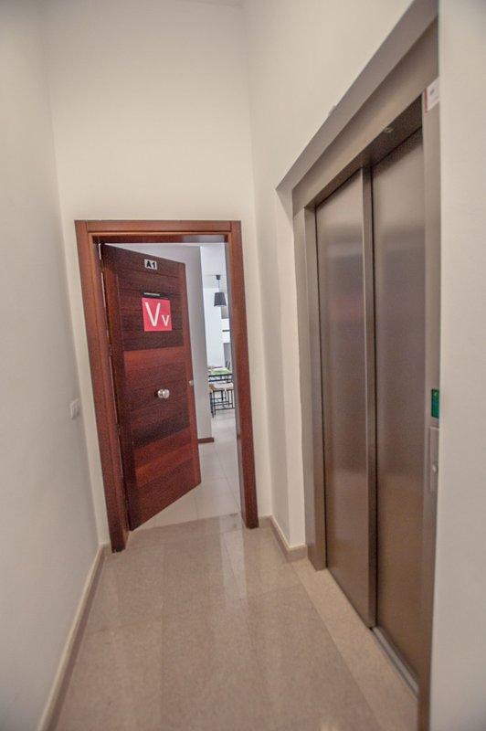 Casa Maria entrance