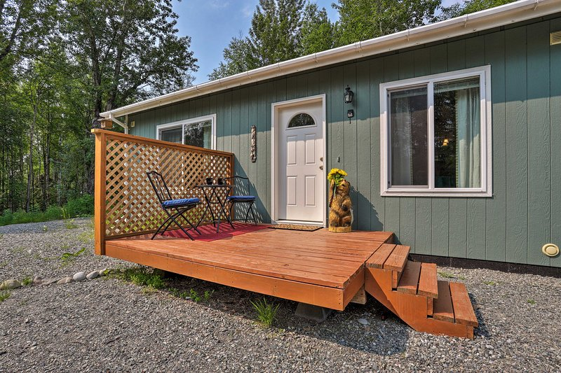 Pet-Friendly Wasilla House 6 Miles From Town!, vacation rental in Wasilla
