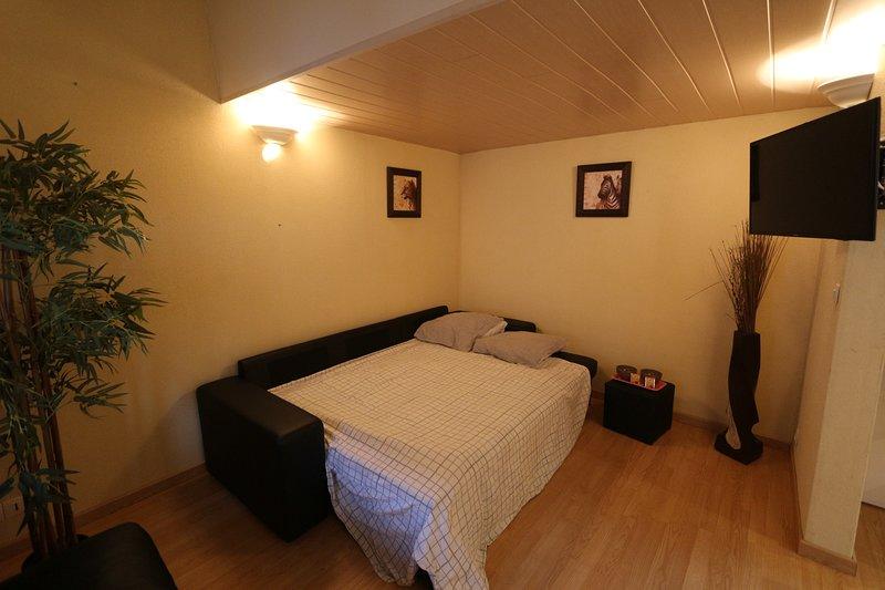 Living room sleeping corner 160 X 200