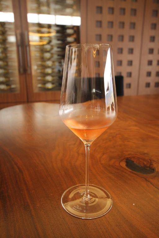 Wine tasting (Hamel Winery)