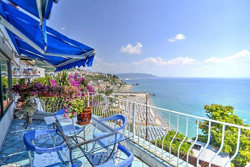 Villa Lusiana, vacation rental in Vietri sul Mare