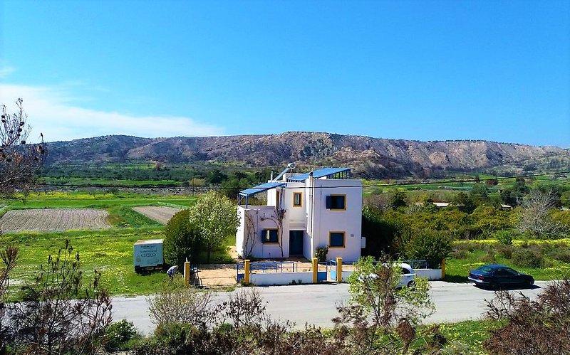 Electra Village House, holiday rental in Apolakkia