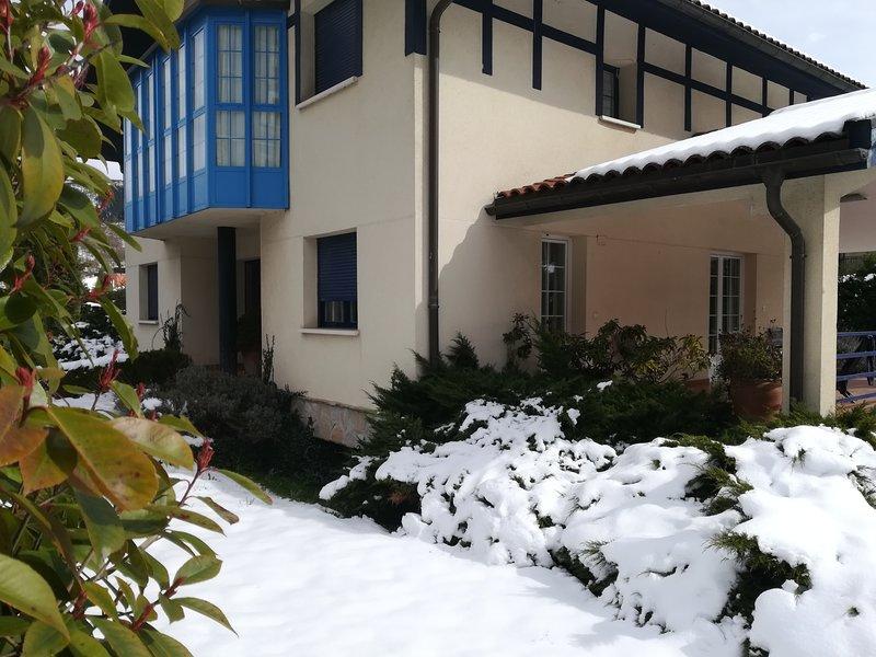 casa rural urdinetxe landetxea, alquiler de vacaciones en Manurga