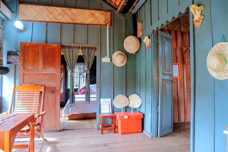 okHouseBiz BNB 2Beds (Local Breakfast + Pick Up), location de vacances à Province de Siem Reap