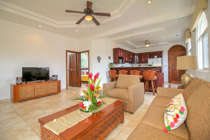 A family room for everyone to enjoy!