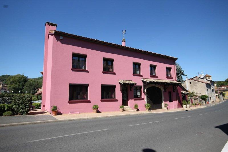 Le Jardin d' Elen - Gîte rural pour deux personnes confort 3 épis, holiday rental in Sance